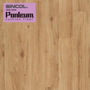 床暖房・土足対応 シンコール クッションフロア (182cm巾 2.3mm厚) ウッド柄 オーク S2422