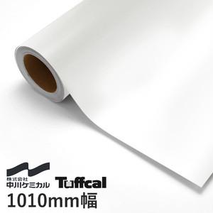 中川ケミカル カッティングシート タフカル 透明色 1010mm巾 4712