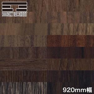 粘着剤付オレフィンシート 101 OKNタックシート WOOD GRAIN TE-SN2090~TE-SN2062
