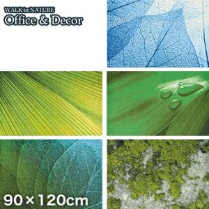 KLEEN-TEX オフィス用デザインマット Office & Decor Green グリーン 90×120cm