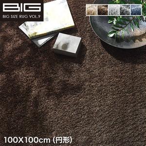 【抗アレルゲン】スミノエ BIG Mネオグラス 100X100cm(円形)