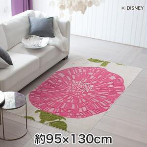 スミノエ ディズニーラグマット ALICE/Fade out RUG(フェードアウトラグ) 約95×130cm