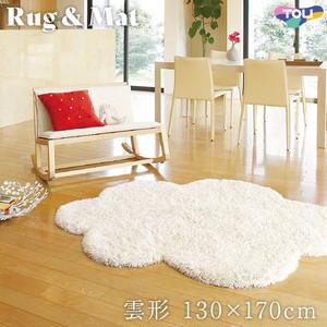 東リ 高級ラグマット Kids 雲形 130×170cm TOR3849
