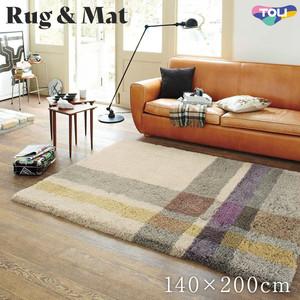東リ 高級ラグマット Vintage&Retro 140×200cm TOR3859