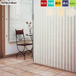 【ニチベイ】アコーディオンドア ナチュラルな塗り壁調。地球に優しいオレフィン素材です やまなみ マークII「スタッコ」