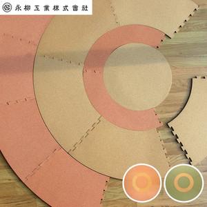 コルクマット CORK BAUM Lサイズ 円形 直径1060mm 厚み6mm
