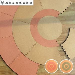 コルクマット CORK BAUM LLサイズ 円形 直径1560mm 厚み6mm