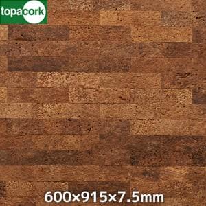 東亜コルク 壁用 甘皮コルクシート 600×915×7.5mm