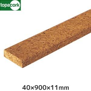 東亜コルク コルク造作材(特殊樹脂ワックス仕上)平ミキリHB11 40×900×11mm