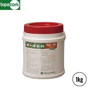 東亜コルク 壁専用 アクリル樹脂系エマルション型接着剤 1kg