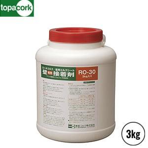 東亜コルク 壁専用 アクリル樹脂系エマルション型接着剤 3kg
