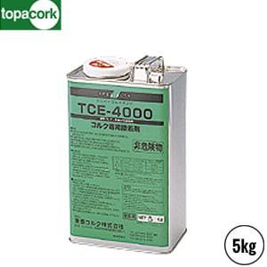 東亜コルク 下地材専用接着剤(一液形ウレタン系接着剤)5kg