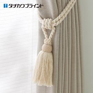 タチカワブラインド CURTAN ACCESSORY タッセル ナチュレB