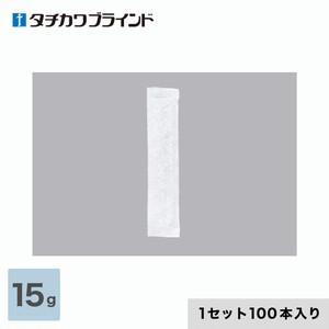 タチカワブラインド カーテンDIY用品 ウェイトプレート 15g/個 (100個入)