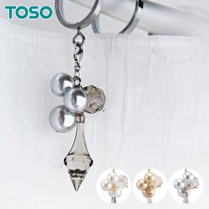 TOSO カーテン装飾アクセサリー ウィンドウチャームPA