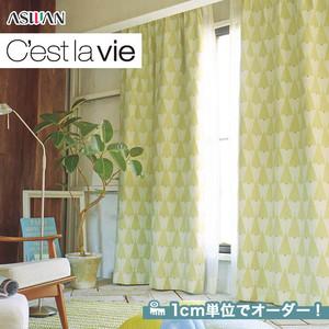 オーダーカーテン アスワン Cest la vie (セラヴィ) E7129