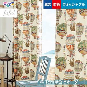 オーダーカーテン 東リ fuful (フフル) TKF10403