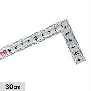 計測道具 快段目盛 同目同厚 30cm SDD-30CKD