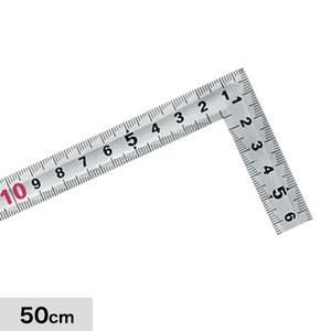 計測道具 快段目盛 同目同厚 50cm SDD-50CKD