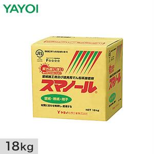 ヤヨイ化学 襖紙・加工紙・表装用接着剤 スマノール 18kg 212-911