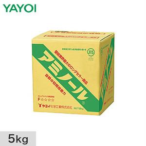壁紙施工用でん粉系接着剤 アミノール 5kg 213-802