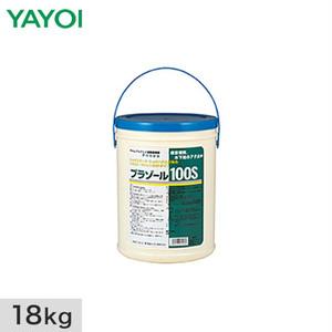 壁紙施工用合成樹系接着剤 プラゾール100s 18kg 220-121