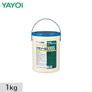 壁紙施工用合成樹系接着剤 プラゾール100s 1kg 220-123