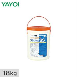 ヤヨイ化学 壁紙施工用合成樹系接着剤 プラゾールSS 18kg 220-221