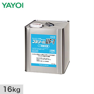 ヤヨイ化学 ビニル床材用 ウレタン樹脂系接着剤 プラゾールUF-1 16kg 286-302