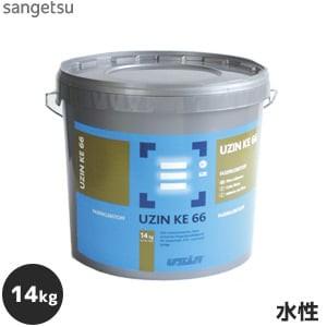 コルクタイル(オイル仕上げタイプ)専用 ビニル共重合樹脂系エマルション形接着剤 KE 14kg
