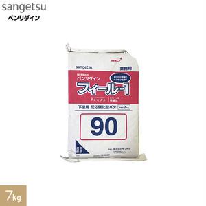 石膏ボードの目地処理・パテ処理材 ベンリダイン フィール-1 下塗用(60分/90分) 7kg