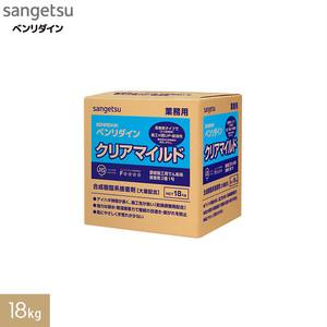 ビニル・紙・オレフィン・織物壁紙用接着剤 ベンリダイン クリアマイルド18kg