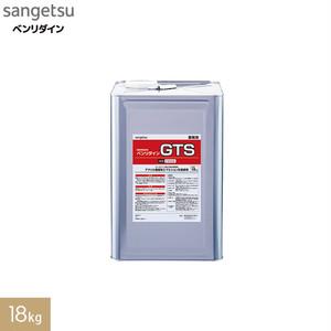 リフォームタイル・カーペットタイル・OT・ピールアップ形接着剤 アクリル樹脂系エマルション形 ベンリダイン GTS 18kg