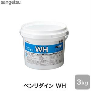 巾木・垂直面施工用接着剤 ベンリダイン WH 3kg