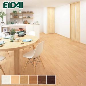 【おすすめ】EIDAI(エイダイ) スキスムSダイレクト45 ツキ板タイプ <床暖房対応>防音フロア 1坪