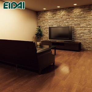 EIDAI(エイダイ) 銘樹ダイレクト ブロックタイプ ブラックチェリー <床暖房対応> 1坪
