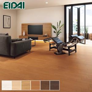 EIDAI(エイダイ) スキスムSダイレクト40 ツキ板タイプ <床暖房対応>防音フロア 1坪