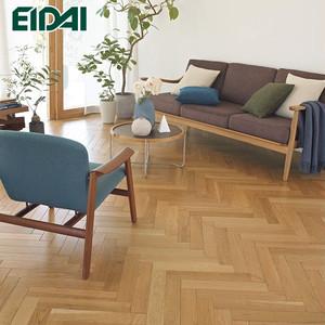 EIDAI(エイダイ) 銘樹 ヘリンボーン ブラックチェリー <床暖房対応> 0.5坪