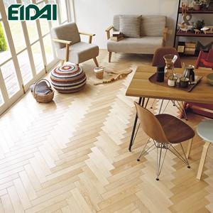 EIDAI(エイダイ) 銘樹 ヘリンボーン ハードメイプル <床暖房対応> 0.5坪