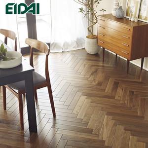 EIDAI(エイダイ) 銘樹 ヘリンボーン ブラックウォールナット <床暖房対応> 0.5坪