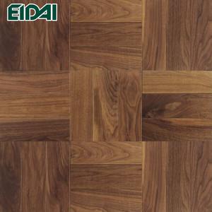 EIDAI(エイダイ) 銘樹 パーケット クロスオーバー ブラックウォールナット <床暖房対応> 0.5坪