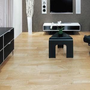 RESTA 超薄型床暖対応5mmフローリング ナラ