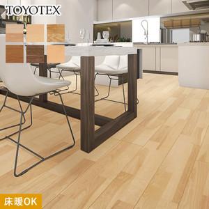 東洋テックス 天然銘木 E100シリーズ(光沢度30%) (床暖房対応) 1坪