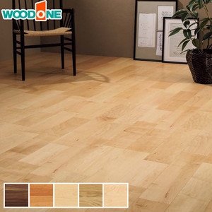 ウッドワン 銘木 コンビットグラードプラス152 プロテクト塗装 <床暖房対応> 1坪