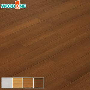 <抗菌・抗ウイルス加工> ウッドワン スタンダード コンビットブラッシングオーク柾目<床暖房対応> 1坪