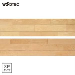朝日ウッドテック ライブナチュラルORIGINAL スーパー6 (3P) ハードメイプル・バーチ (床暖可) 1坪