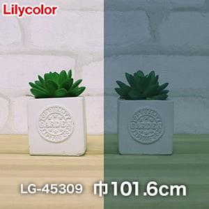 ガラスフィルム 窓の保護や目隠しに リリカラ 機能性タイプ LG-45309 巾101.6cm