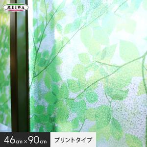 【貼ってはがせるガラスフィルム】窓飾りシート (プリントタイプ) 明和グラビア GE-4635 46cm×90cm