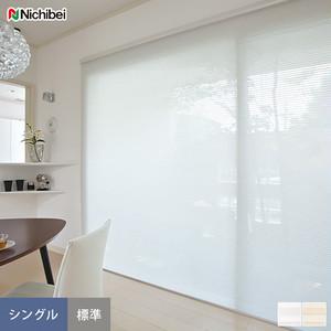 ハニカムスクリーン ニチベイ レフィーナ25・45 標準タイプ シングルスタイル シュピエ非防炎