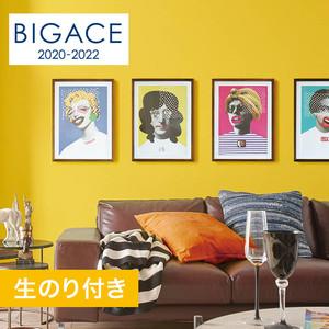 【のり付き壁紙】シンコール BIGACE 塗り壁・石目調 リフクリーン BA5038